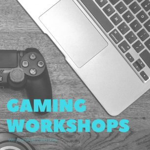 2017-2018::IEEE SB UTH Lamia - Gaming Workshops